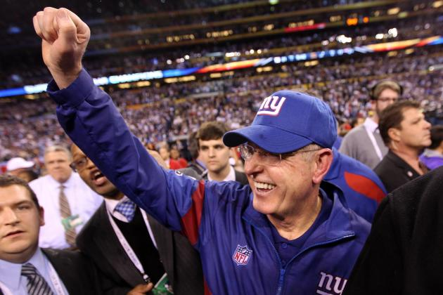Giants' Coach Tom Coughlin's Possible 2013 Retirement Scenarios