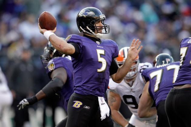 Baltimore Ravens: Why Joe Flacco Thinks He Is the NFL's Best QB