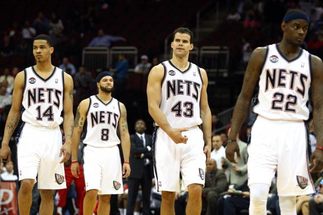 New Jersey Nets: Nets' Gerald Green Out to Prove That He Belongs in the NBA