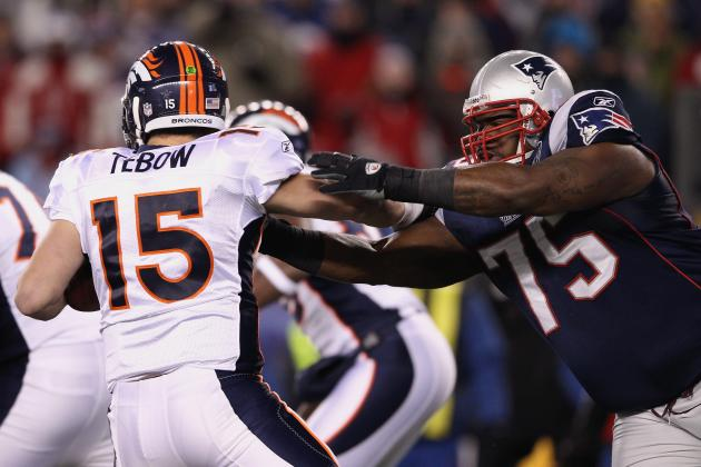 Pre-Draft Look at the New England Patriots' 2012 Roster: Part 3, DLs and LBs
