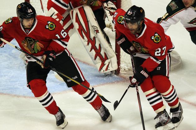 Chicago Blackhawks Free-Agent News: Who Stays and Who Goes This Summer?