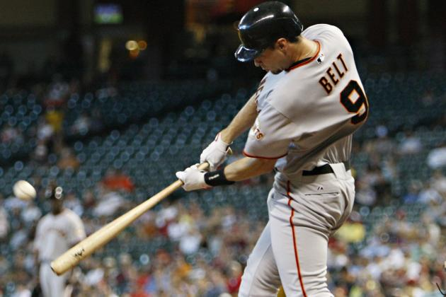 San Francisco Giants: For Brandon Belt, the Time Is Now