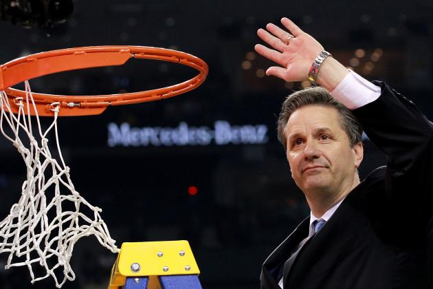 John Calipari: Kentucky Wildcats Coach Adds Title and Credibility to Resume
