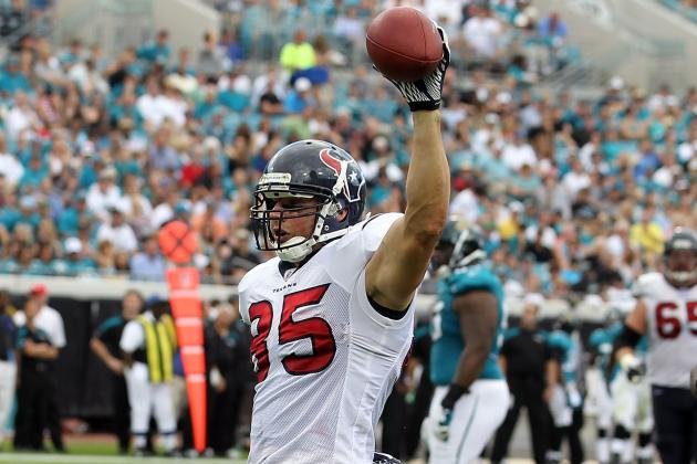 AFC South Advanced Stat of the Week: Houston Texans