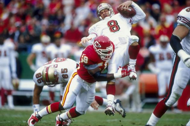Best Kansas City Chiefs Players Tournament, Elite Eight: Marty Era Region