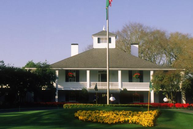 Masters 2012: Highlights from My Day at Augusta National Golf Club