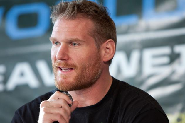 Dana White Says Heavyweight Josh Barnett Can Return to the UFC