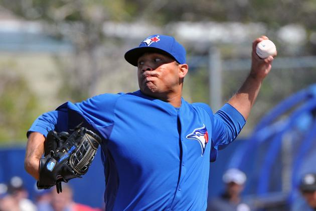 MLB Spring Training: Toronto Blue Jays' Ricky Romero on Quest for the Postseason