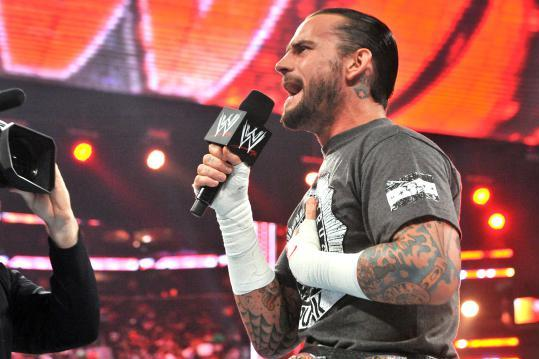 WWE News: CM Punk Considered for Marine 3 After Randy Orton Dropped?