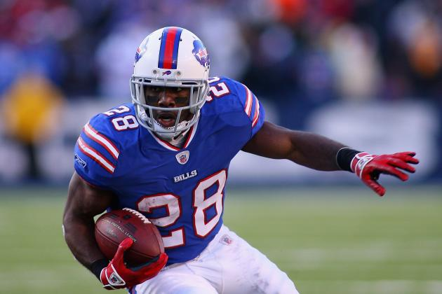 Daily Musings: Predicting Buffalo Bills RB C.J. Spiller's 2012 Role