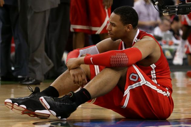 Report: Jared Sullinger to Announce Decision to Enter 2012 NBA Draft