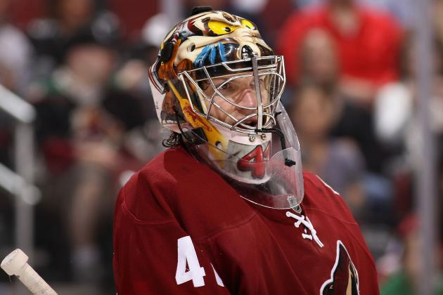 Sean Burke Deserves Praise for Ilya Bryzgalov and Mike Smith