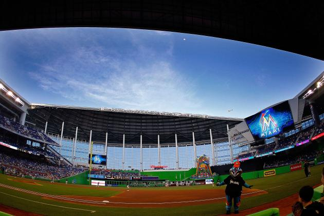 Miami Marlins Park: Previewing All the Features of MLB's Newest Ballpark