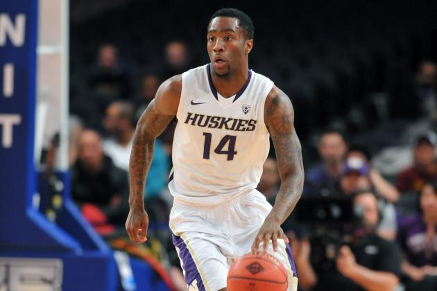 Washington Huskies Basketball: Tony Wroten and Terrence Ross Entering NBA Draft
