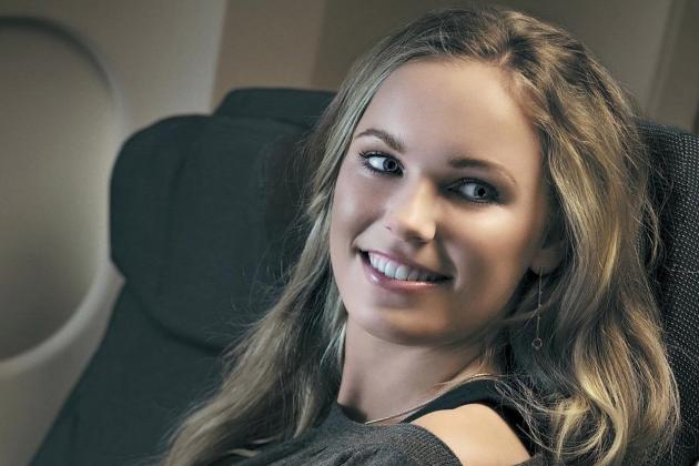 Caroline Wozniacki: See Pictures of Rory McIlroy's Girlfriend