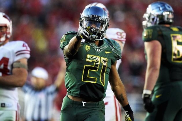 2012 NFL Draft: The San Diego Chargers Need to Draft LaMichael James