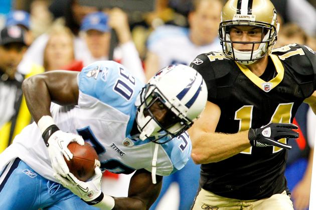 Tennessee Titans: 2012 Preseason Schedule Released