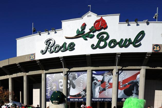 Big Ten Football: Keeping Rose Bowl Bid in Playoff System Is Awful Idea