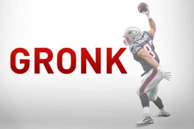 New England Patriots' Rob Gronkowski Seemingly Unfazed by Madden Curse