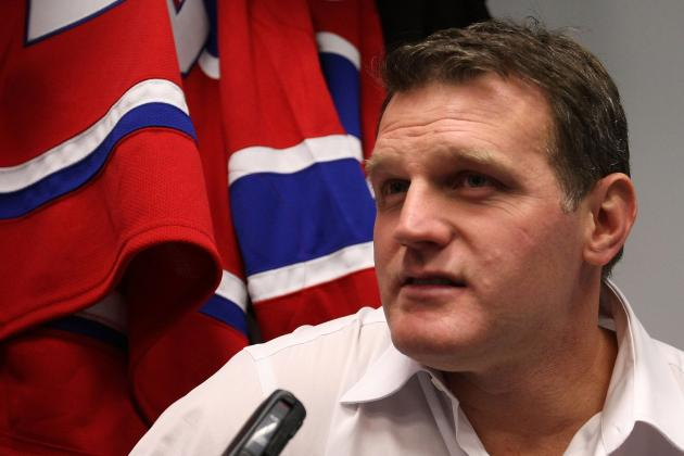 Montreal Canadiens GM Search: Vincent Damphousse Pulls out