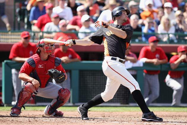 San Francisco Giants: Pill, Belt, Rookie Sanchez and Otero Make Roster