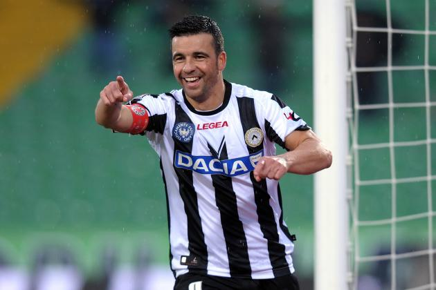 Euro 2012: Why Italy Should Call Up Antonio Di Natale