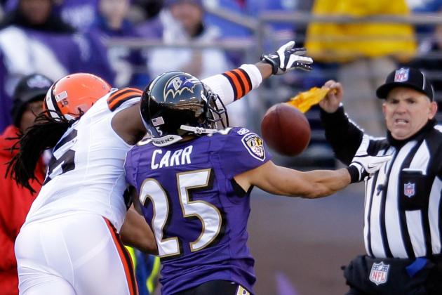 2012 NFL Free Agency: Vikings Reportedly Sign Cornerback Chris Carr