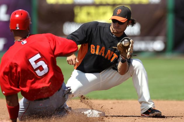 Crawford, Theriot and Burris: San Francisco Giants' Middle Infield Conundrum