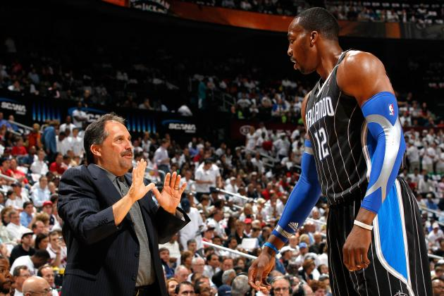 Does Dwight Howard Want a New Coach? Stan Van Gundy Should Want a New Team