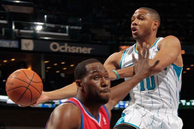 New Orleans Hornets: Eric Gordon Returns from 3-Month Absence