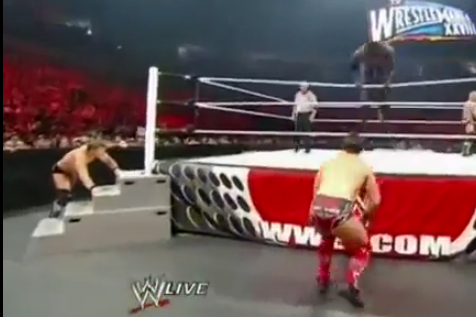 WWE: Does the Roster Need Lessons in How to Fly to the Floor and Catch Dives?