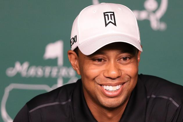 Masters 2012: Why Tiger Woods Needs to Win at Augusta