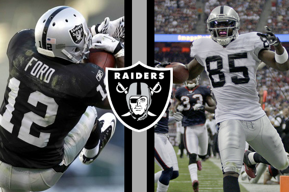 Oakland Raiders Offensive MVP Tournament: Match 2