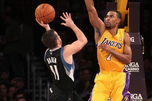 NBA Playoffs Continue to Slip Away Timberwolves Grasp