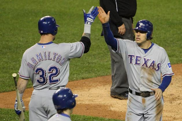 Texas Rangers: Ian Kinsler Contract Spells End for Josh Hamilton Era