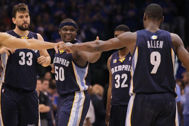 NBA Playoffs 2012: Why the Memphis Grizzlies Are Legit Contenders in the West