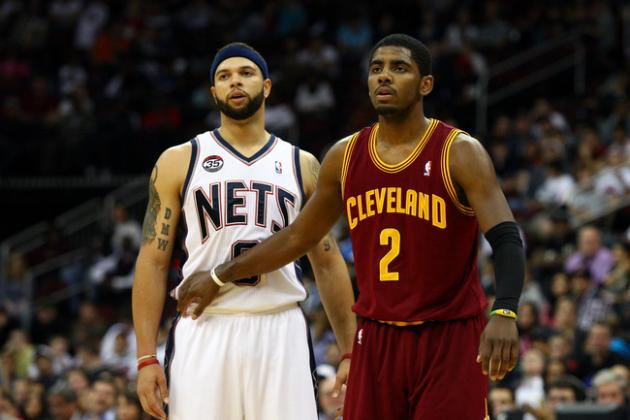 Kyrie Irving: The Next NBA Star? How He Compares to Kobe, LeBron, CP3 and More
