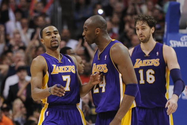 Kobe Bryant and Ramon Sessions: The Best Closers in Los Angeles