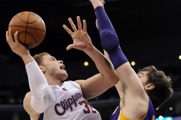 Blake Griffin Explodes on Pau Gasol, Clippers Fall to Lakers