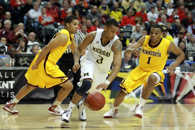 Michigan's Trey Burke and the Biggest Decision of His Life