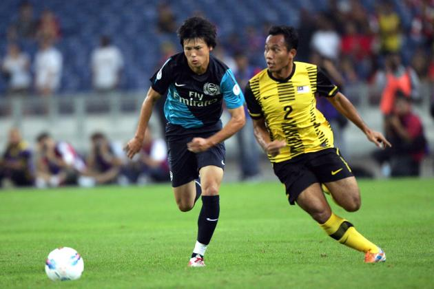 Ryo Miyaichi: Signs Point to Arsenal Having the World's Next Lionel Messi