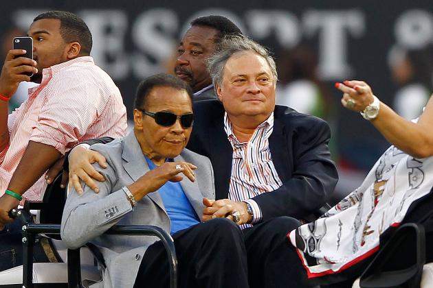MLB Opening Night 2012: Marlins' Muhammad Ali Pregame Ceremony Hardly Festive