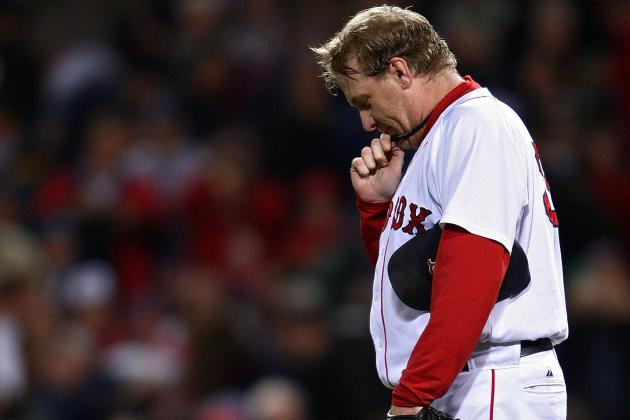 Curt Schilling Belongs in the Hall of the Very Good, Not in the Hall of Fame