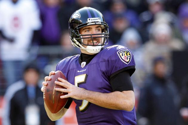 Where Joe Flacco Ranks Among NFL's Elite QB's