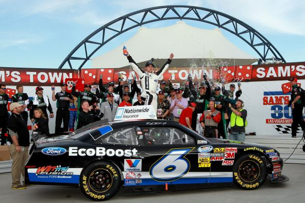 Nationwide Series Primed to Produce Sprint Cup Talent After Extended Lean Period