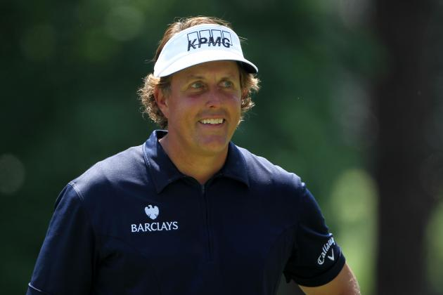 Masters 2012: Phil Mickelson's Keys to a Fast Start for Opening Round