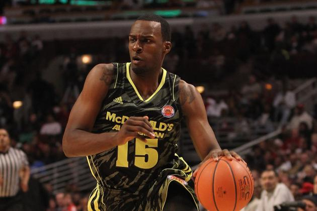 Shabazz Muhammad: Ranking Which Teams Need McDonald's All American the Most