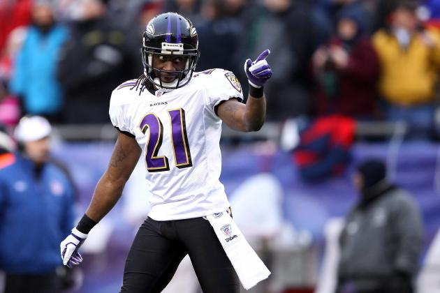 NFL Free Agents 2012: Baltimore Ravens Re-Sign Cornerback Lardarius Webb