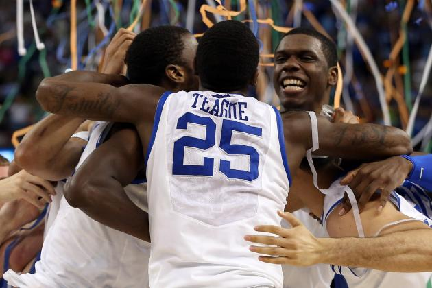 Kentucky Beats Kansas: Is One-and-Done the New Way?