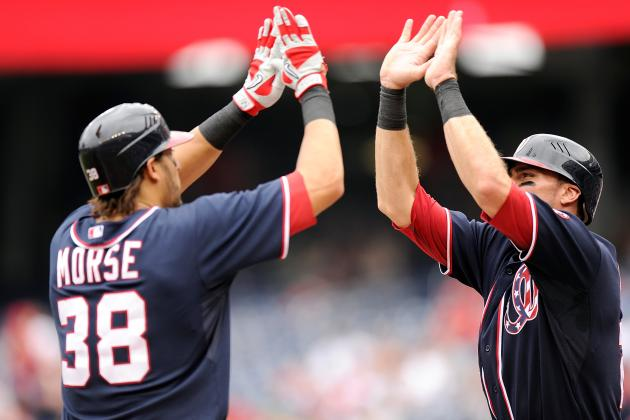 Washington Nationals Injury Update: Michael Morse, Rick Ankiel, Chien-Ming Wang